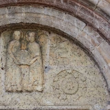 tympan-roman-levinhac3-saint-come.jpg