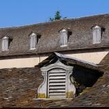 Lévinhac : toiture à la Philibert