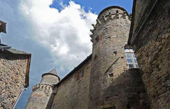 L'histoire du village de St-Côme-d'Olt