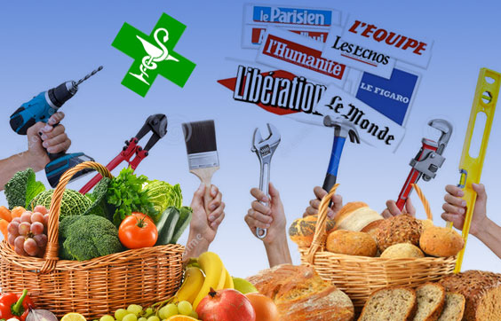 Les commerces et les artisans Saint-Cômois à votre service